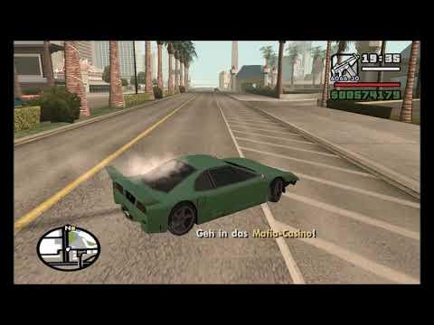 GTA San Andreas - Breaking the Bank at Caligula's (How to get Millie's Keycard) [German]