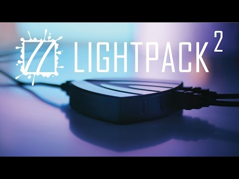 Lightpack For Your TV Gives It A Smart, Bright, Colour-Accurate LED Backlight