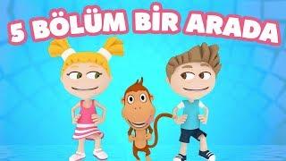 Kukuli – En Eğlenceli Maceralar | Eğitici Çocuk Şarkıları & Komik Çizgi Filmler | 5 Bölüm Bir Arada