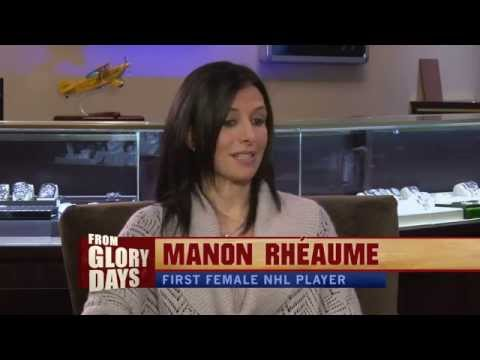 'From Glory Days' on PBS - Manon Rheaume