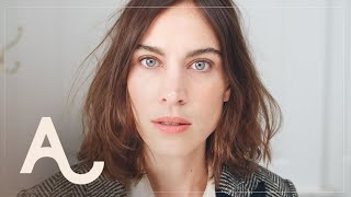 Business Look Makeup Tutorial | ALEXACHUNG