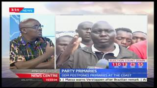 Are the Kenyan political parties holding shambolic primaries?