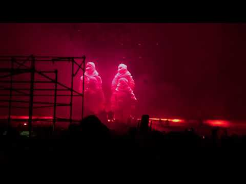 The Chemical Brothers - Got to keep on (Live in Georgia, rustavi 2018 )