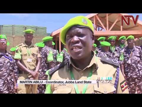 160 Sierra Leone police officers deploy in Somalia