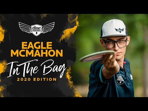 Youtube cover image for Eagle McMahon: 2020 In the Bag