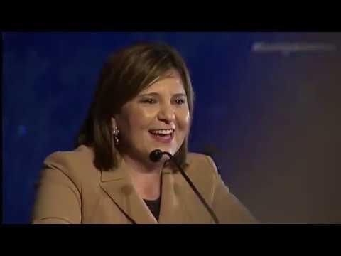 """Isabel Bonig: """"Todo lo que no sea votar al Partido Popular es votar a Pedro Sánchez"""""""