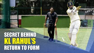 How KL Rahul tweaked his technique to get back to form