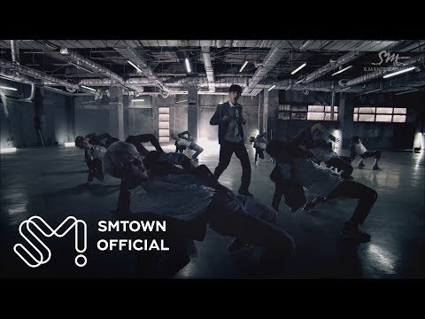 EXO - Growl (Kor. Version)