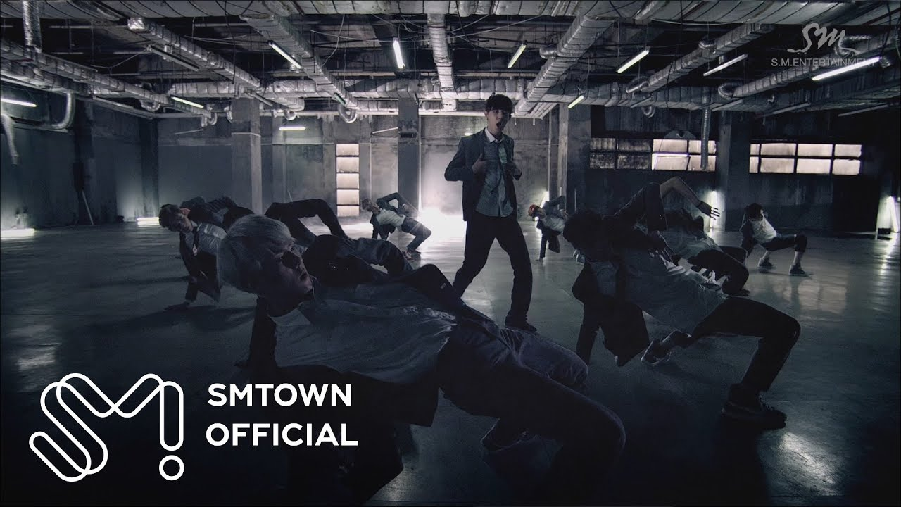 Vietsub][mv] exo wolf + growl full drama version ( korean ver.