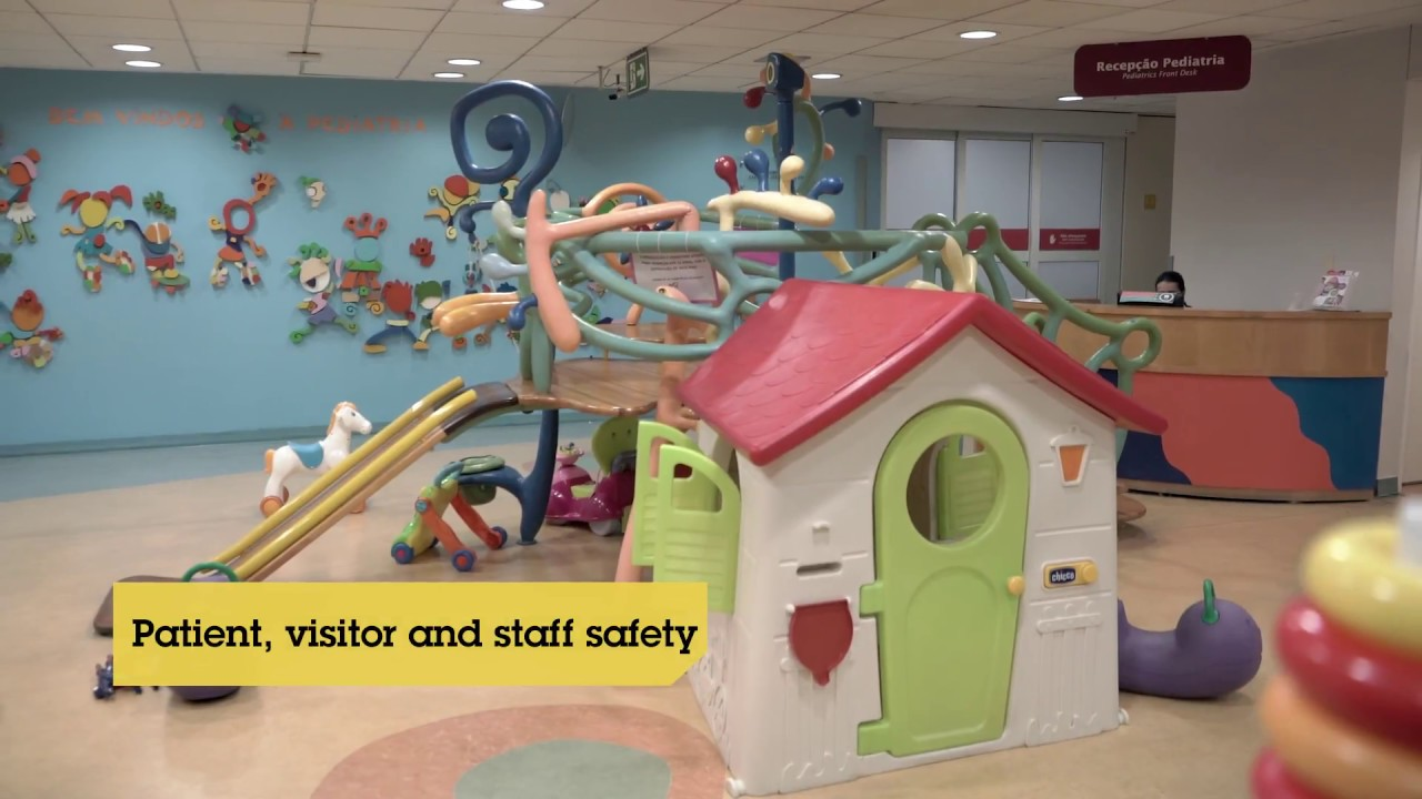 Safe hospitals are smart hospitals