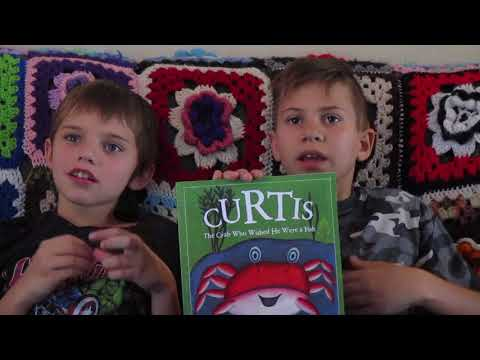 Kids for Curtis. (Children's Book Review)