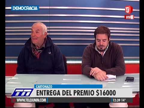 Cartonazo: un juninense ganó el pozo de 16 mil pesos en efectivo