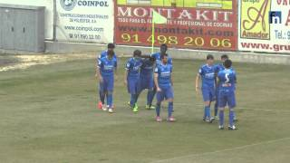 preview picture of video 'CF Fuenlabrada - Real Sociedad B'