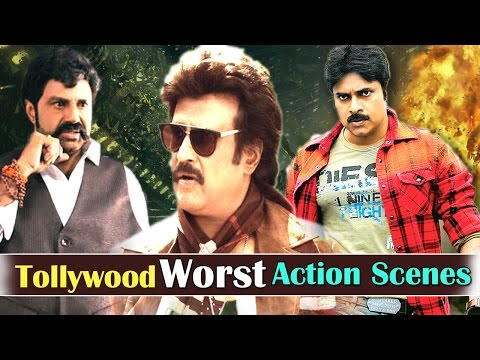 Tollywood Worst Ever Action Scenes