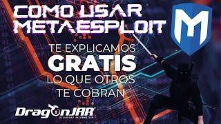 Curso GRATIS de Introducción a Metasploit 2019