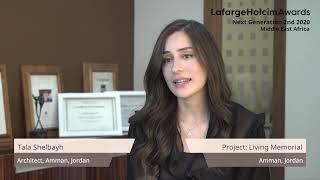 Living Memorial in Jordan – Author Comment
