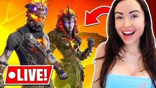 *LIVE* CUSTOM GAMES with VIEWERS! (Fortnite Season 6)