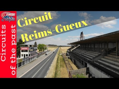 Circuit Reims-Gueux Track Visit - Circuit Tour 2018 Part 1