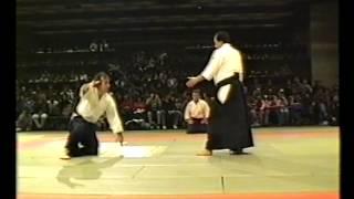 Masatake Fujita, European Aikido Federation General Meeting, Sofia 1995