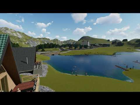 Ovako treba da izgleda turistički kompleks na Zelengori