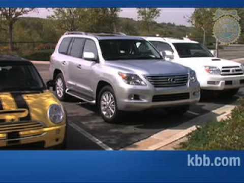 2008 Lexus LX 570 Review - Kelley Blue Book