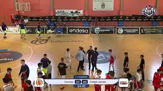 Baloncesto | MANRESA A - COLEGIO LEONÉS - 1/8 De Final, Camp. De España Cadete Masculino