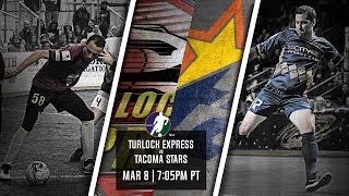 Turlock Express vs Tacoma Stars