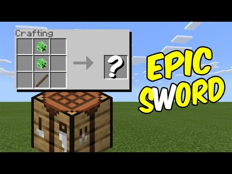 I Made a Creeper Sword in Minecraft - Here's WHAT Happened...