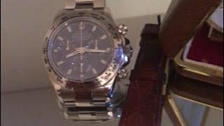 1 parte la mia piccola colezzione di orologi e diamanti oro solido 750 18 ct
