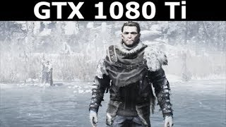Fade To Silence Gameplay - GTX 1080 Ti & Core i7 7700k - Ultra High Settings 1080p (Test FPS)