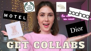 HOW TO GET COLLABS WITH BRANDS ON INSTA (WITHOUT FOLLOWERS) | Alice Hope