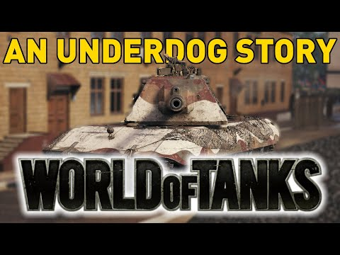 An Underdog Story in World of Tanks