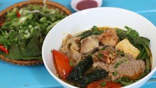 BÁNH ĐA CUA - Hai Phong- Style Crab Noodle Soup