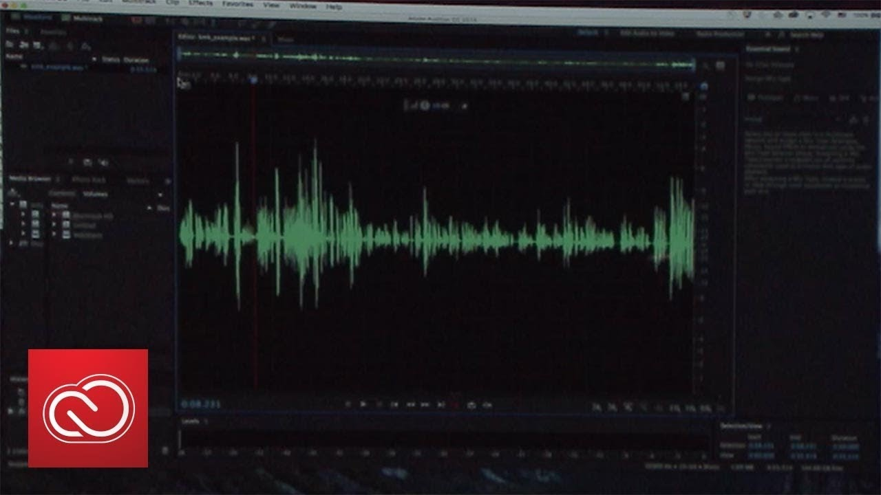 Adobe's New Photoshop For Audio Can Make You Say Anything