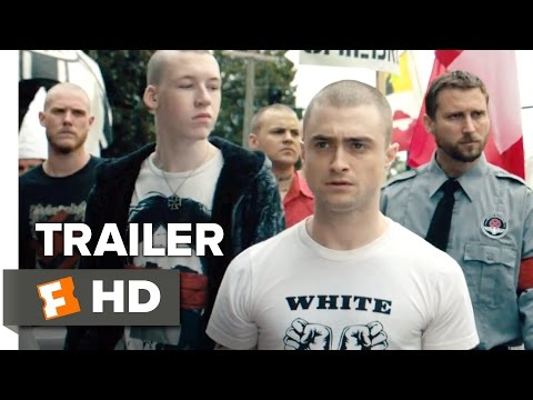 Imperium Official Trailer 1 (2016) - Daniel Radcliffe Movie