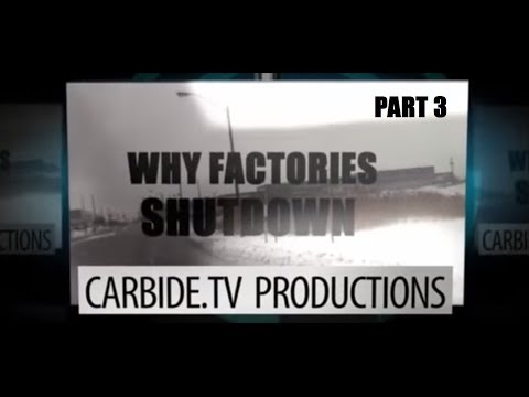 Why Factories Shutdown - Part 3  of Documentary Series