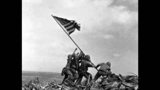 World War II - Marines Raise the Flag on Iwo Jima