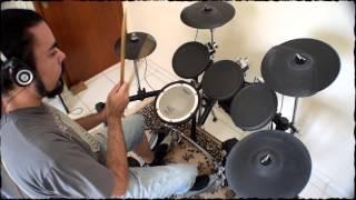 Judas Priest - Dead Meat (drum cover)