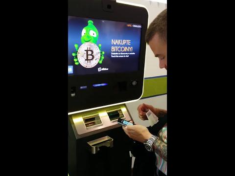 Bitcoin atm în marea britanie