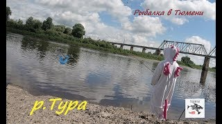 Рыбалка на реке тура 2020 сентябрь