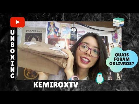 SUPER UNBOXING DO MÊS   Kemiroxtv