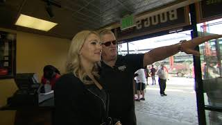 Sara Perlman And Boog Powell On New And Improved Boogs BBQ