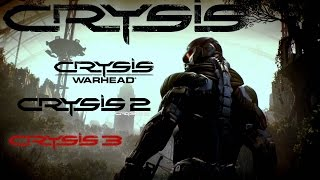 History of Crysis™ - Trailers (2007-2016)