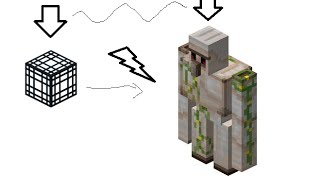 How to get Minecraft Iron Golem spawner 1.8.9 (and Under Only!)