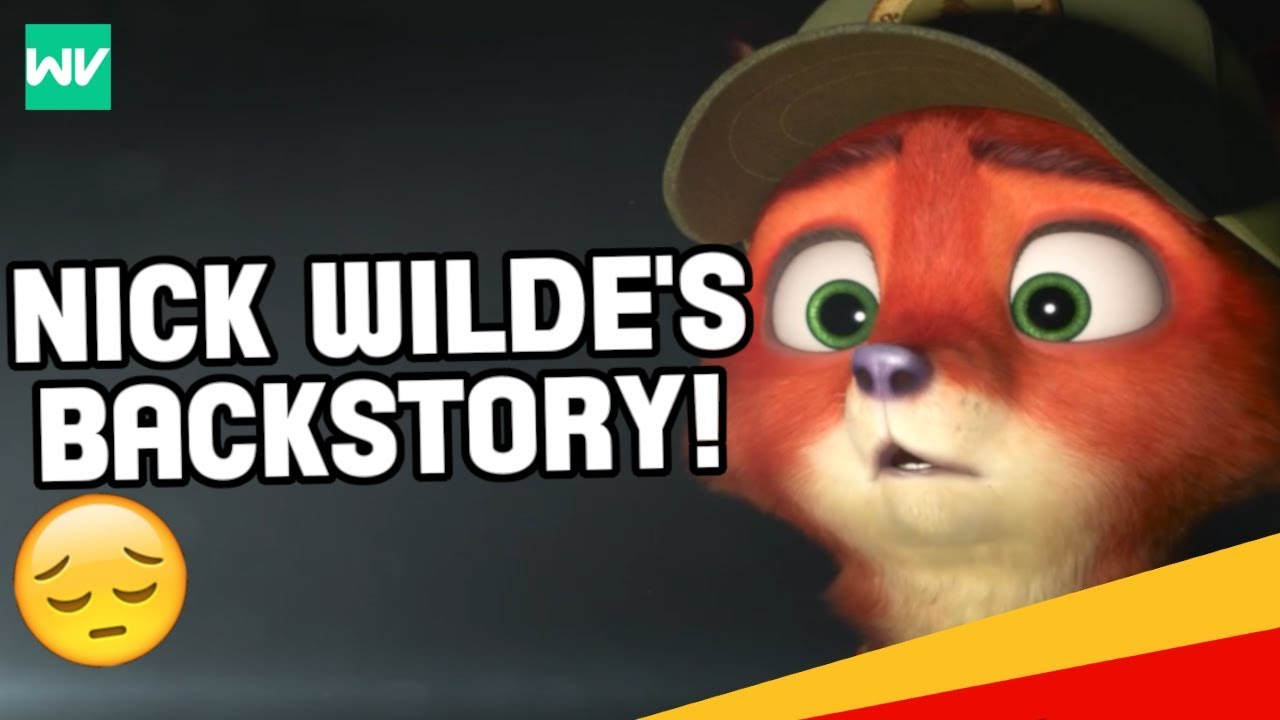 How Nick Wilde Became A Criminal (by Wotso Videos)