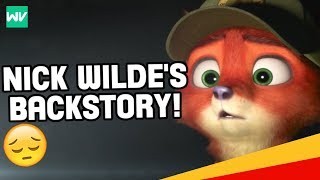 How Nick Wilde Became A Criminal: Discovering Disney's Zootopia