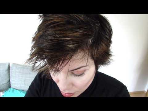 Murmansk das Umsteigen des Haares