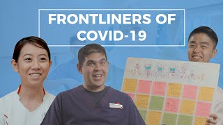 The Fight Against COVID-19, As Told By Our Healthcare Frontliners