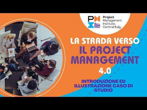 Caso di Studio - La strada verso il Project Management 4.0