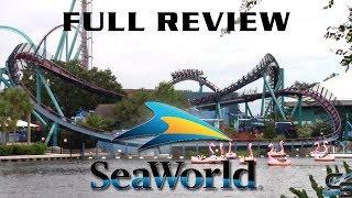 SeaWorld Orlando Review Orlando, Florida